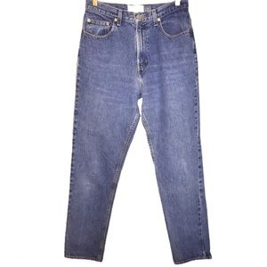 Classic Gap Vintage Mom Jeans High Waist Tapered